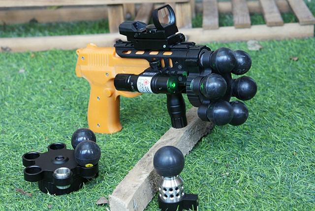 目标在拐角 拐弯枪自由变线射击提升性能(附视频)